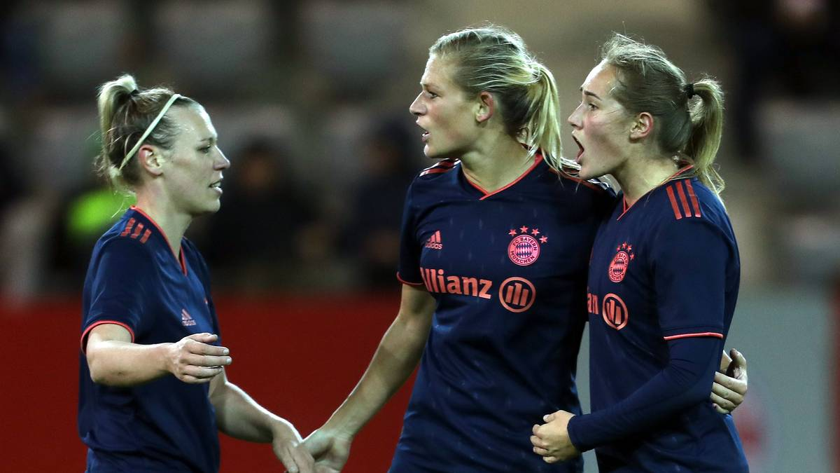 SPORT1 zeigt die Spiele der deutschen Teams in der Frauen-CL LIVE