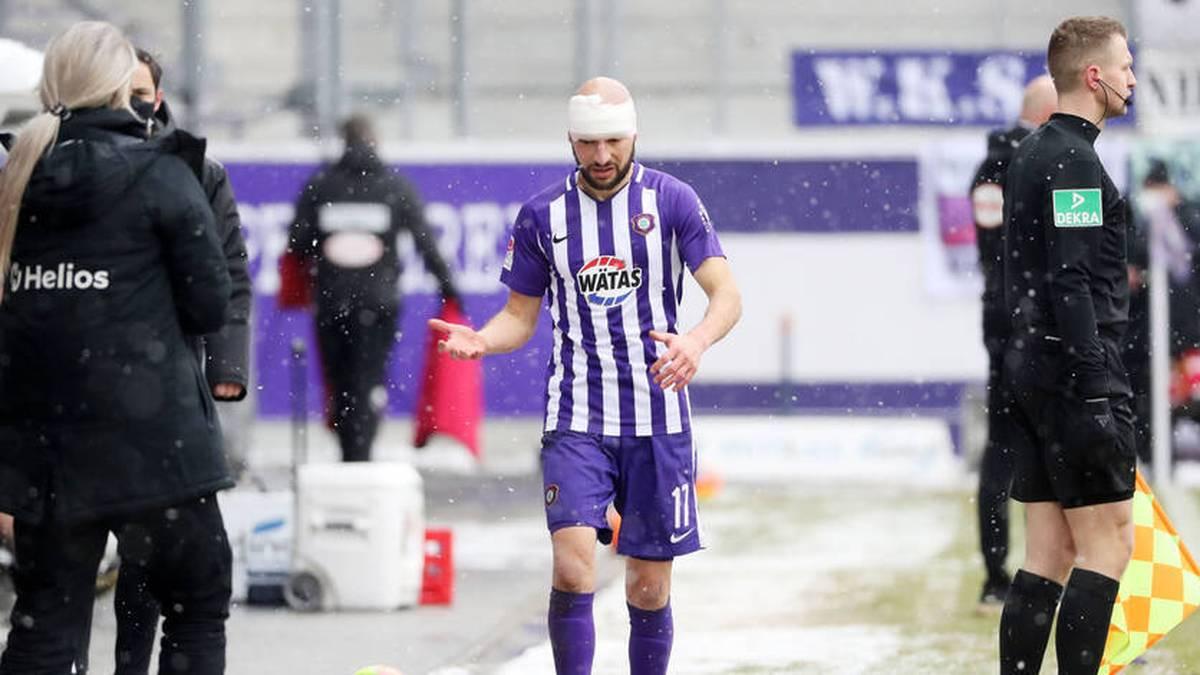 Philipp Riese verletzt sich schwer und fällt vorerst aus