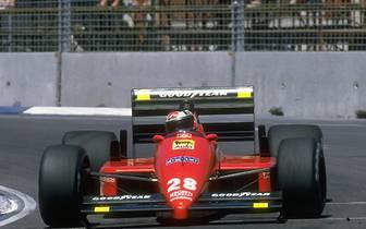 1987 wechselt Berger zu Ferrari und bleibt zunächst bis 1989. Enzo Ferrari verpflichtete Berger noch persönlich