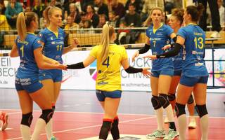 Volleyball / Bundesliga der Frauen