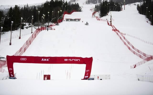 Dem Weltcup in Peking könnte eine Absage drohen