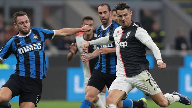 Das Spiel zwischen Juve und Inter wurde abgesagt