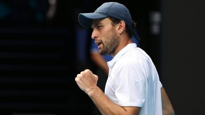 Karazew besiegte Dimitrow und steht im Halbfinale
