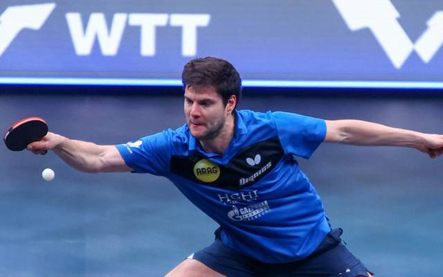 Dimitrij Ovtcharov steht in Katar im Halbfinale