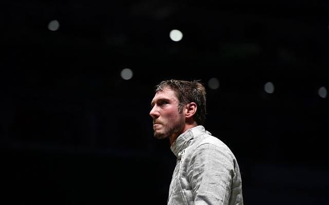 Max Hartung hatte sich bis auf Platz zwei der Fecht-Weltrangliste vorgearbeitet, bevor Olympia abgesagt wurde