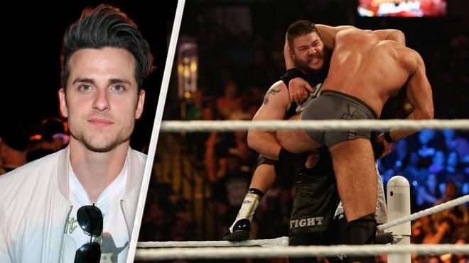 Jared Followill von den Kings Of Leon kann mit den WWE-Stars nichts anfangen