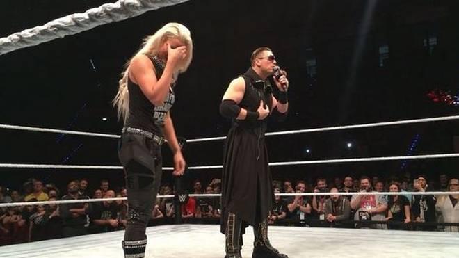 The Miz provoziert die deutschen WWE-Fans mit Rammstein - Maryse amüsiert's