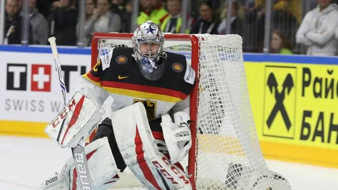 Philipp Grubauer hatte einen positiven Corona-Test