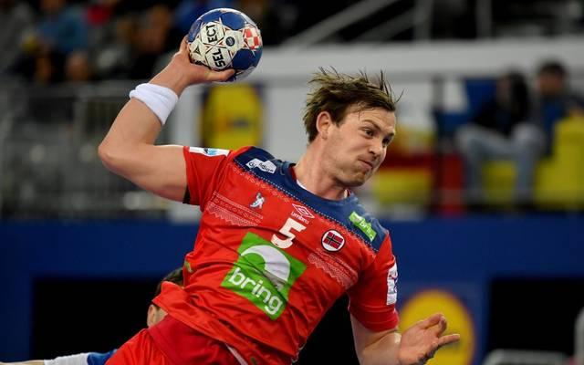 Sander Sagosen erzielte bisher 42 Tore