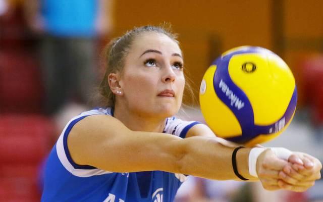 Dora Grozer wechselte zur neuen Saison nach Stuttgart