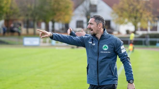 Roberto Hilbert arbeitet als Trainer bei Greuther Fürth