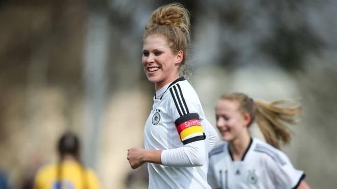 U19 Women's Germany v U19 Women's Ukraine - UEFA Under19 Women's Elite Round