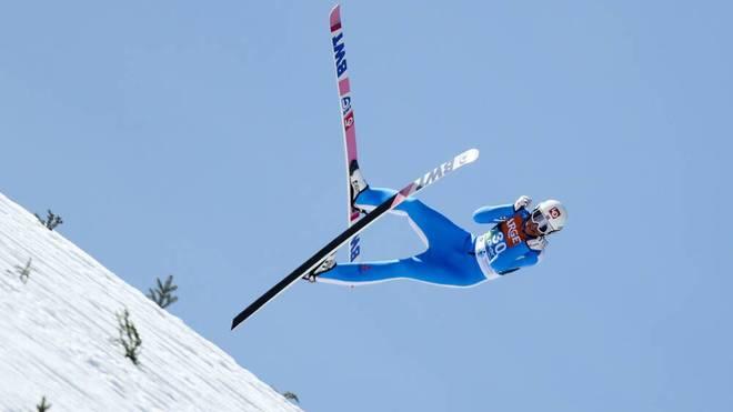 Daniel André Tande war in Planica beim Skifliegen schwer gestürzt
