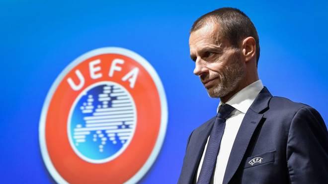 Aleksander Ceferin ist seit 2016 Präsident der UEFA