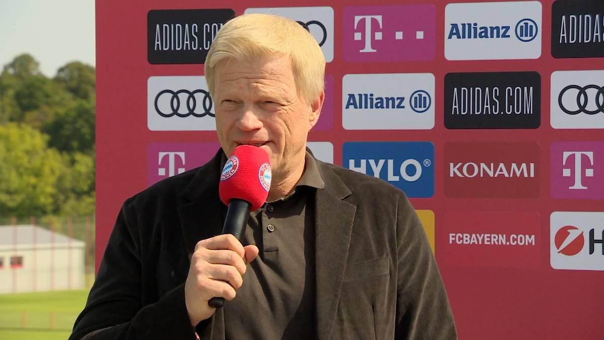 Bayern-Boss Oliver Kahn hat auf die Frage, ob die Bayern gezielt ihre Konkurrenten mit Transfers schwächen wollen, mit einer klaren Antwort aufhorchen lassen.