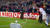 Clasico zwischen dem FC Barcelona und Real Madrid