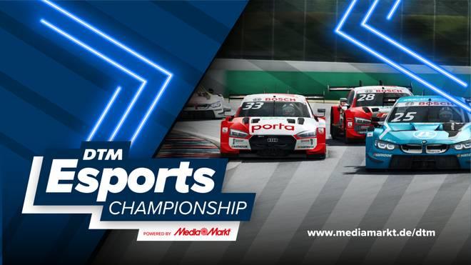 Die erste offizielle DTM eSports-Serie geht an den Start