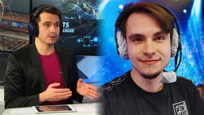 SPORT1 eSports-Editor Fabian Sieroka
