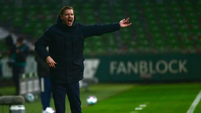 Kohfeldts Team steht vor wichtigem Spiel gegen Arminia