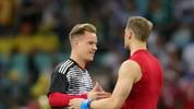 Marc-André ter Stegen beteuert, ein gutes Verhältnis zu Manuel Neuer zu haben