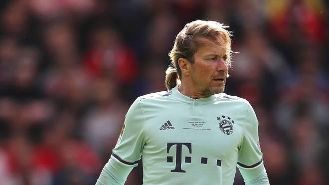 Michael Sternkopf spielte in der Bundesliga auch für die Bayern
