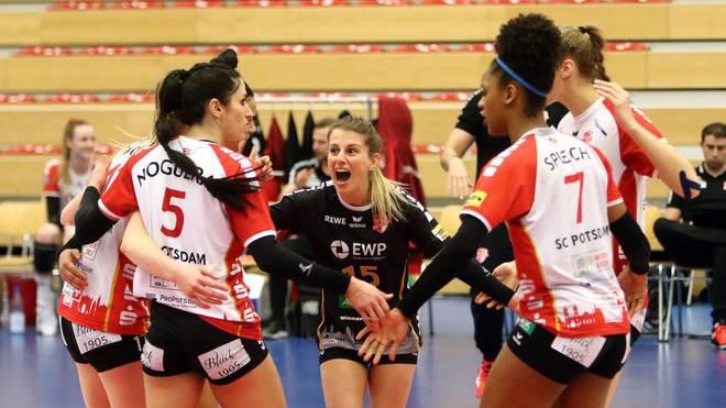 Potsdam und die Raben stehen sich in den Playoffs gegenüber