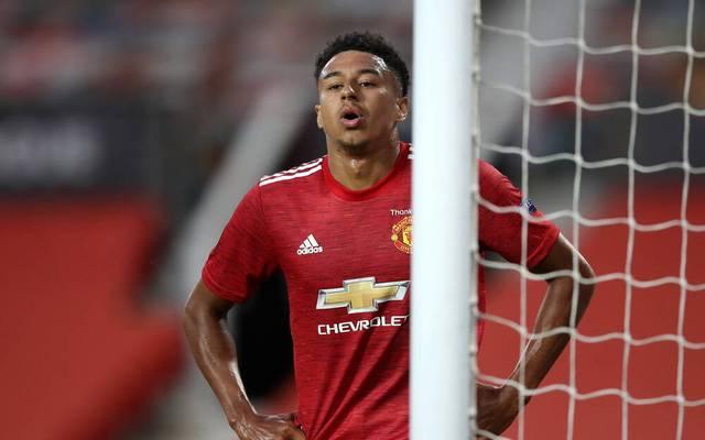 Jesse Lingard wurde bei Manchester United ausgebildet