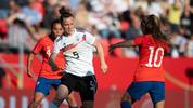Germany Women v Chile Women - International Friendly