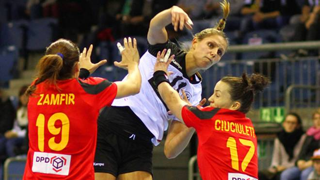 Xenia Smits-Deutsche Handball-Nationalmannschaft Frauen