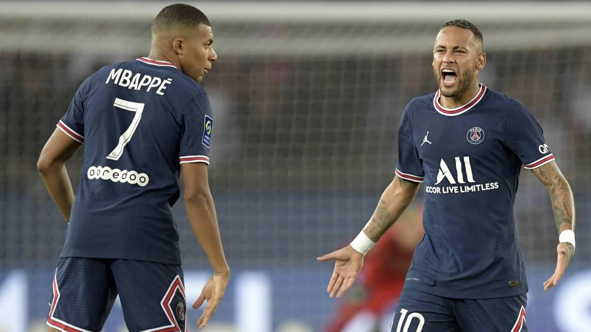 Draxlers Treffer erzürnt Mbappé