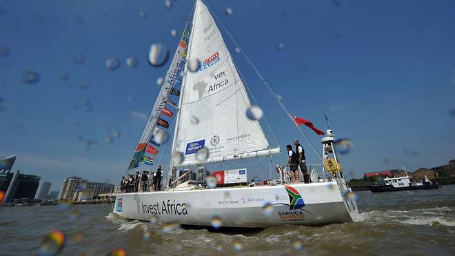Clipper Round The World Yacht Race Returns To London
