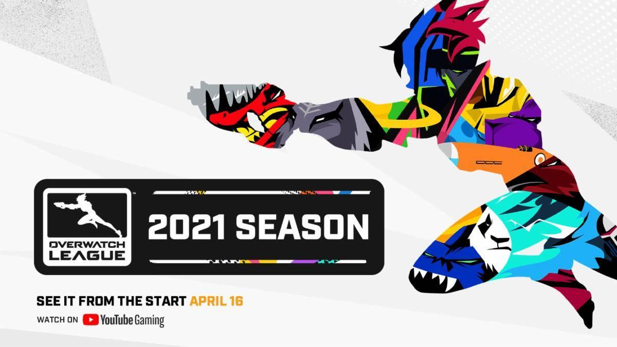 Am 16. April kehrt die OWL für die vierte Season zurück und unterteilt die Teams in zwei Divisionen: Ost und West.