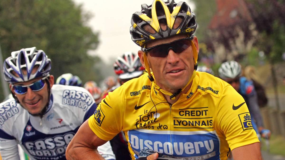 Sämtliche sieben Tour-Triumphe von Lance Armstrong wurden annulliert