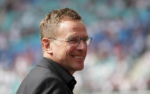 Ralf Rangnick ist Sportdirektor von RB Leipzig