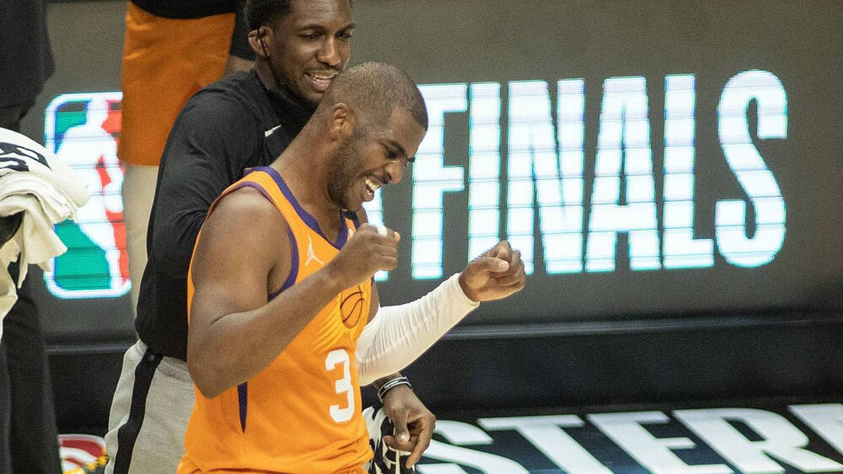Chris Paul führt die Phoenix Suns in die NBA-Finals