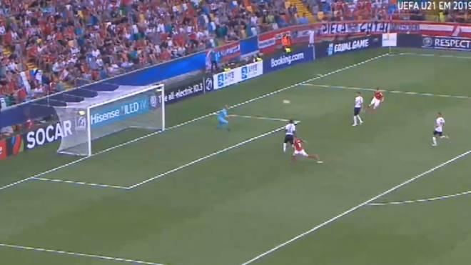 Ein Traumkonter besiegelt die Niederlage der österreichischen U21-Auswahl gegen Serbien