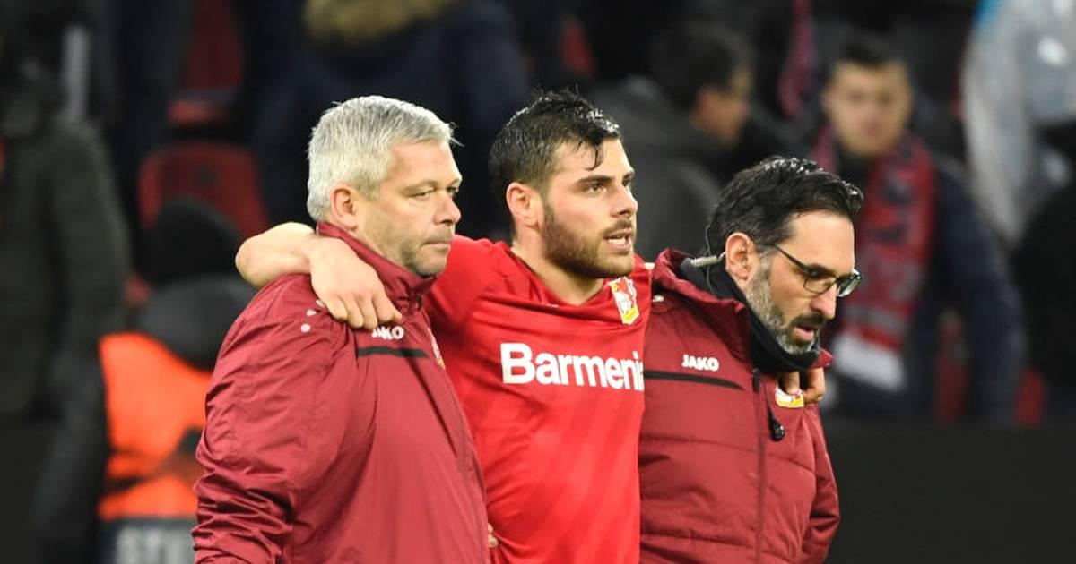 Bayer Leverkusen: Simon Rolfes hat bei Volland-Comeback Hoffnung