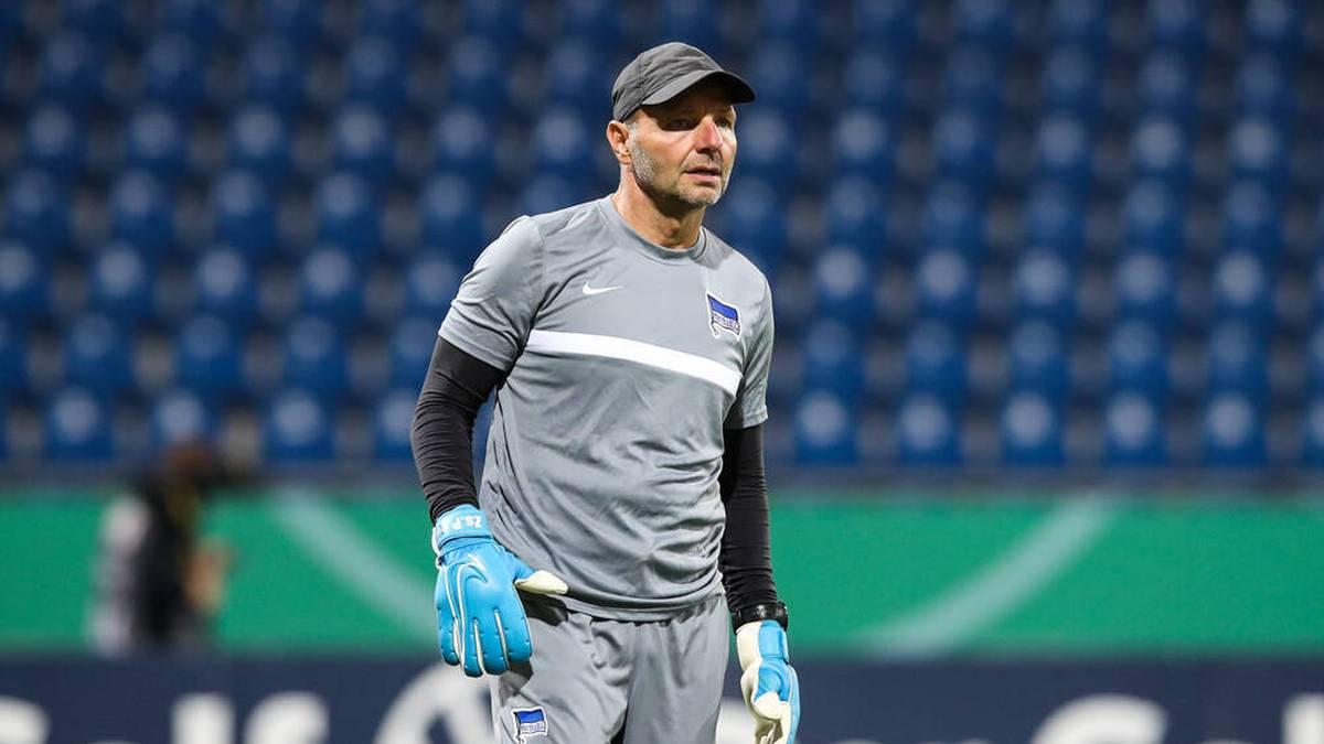 Zsolt Petry arbeitet seit 2015 als Hertha-Torwarttrainer