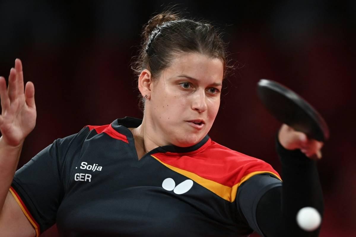 Die deutsche Topspielerin Petrissa Solja fällt für die Team-Europameisterschaften im rumänischen Cluj-Napoca in der kommenden Woche aus.