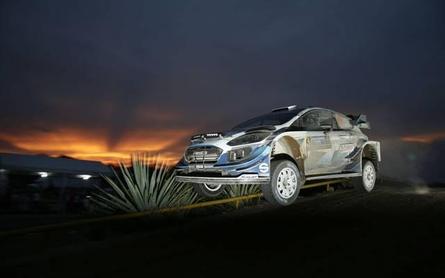 Auf solche Bilder müssen Rallye-Fans aktuell verzichten