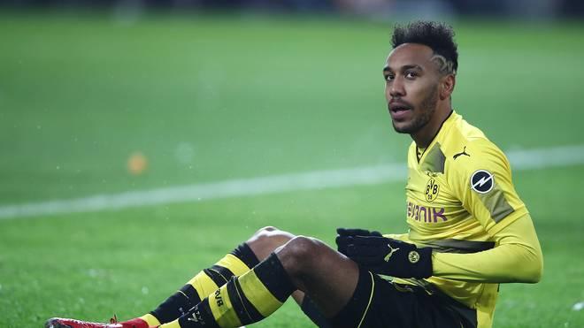 Pierre-Emerick Aubameyang läuft künftig für den FC Arsenal auf