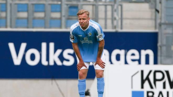 Der Chemnitzer FC muss runter