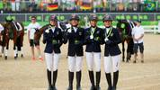 Equestrian - Olympics: Day 4