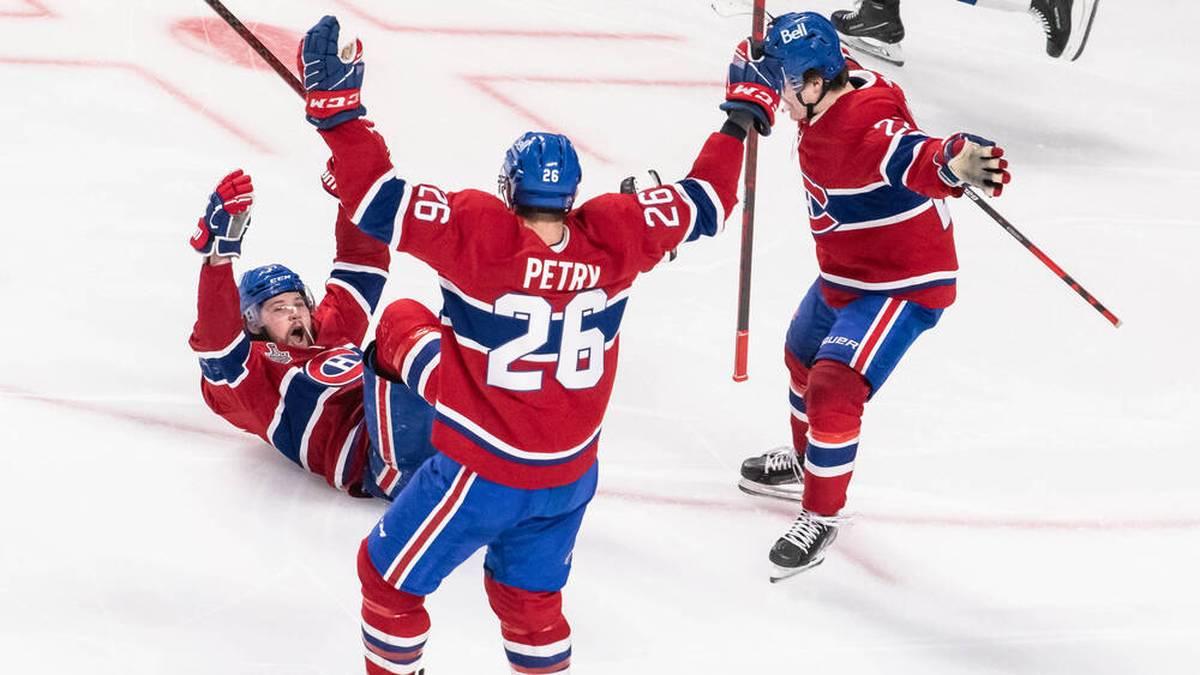 Josh Anderson rettet die Montréal Canadiens in Spiel fünf der Finalserie