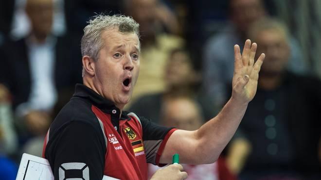 Vital Heynen führte Deutschland zur Bronze-Medaille