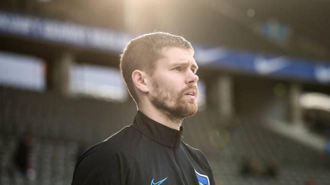Thomas Kraft war dienstältester Profi bei Hertha BSC