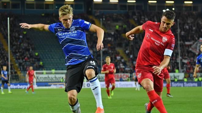 Der VfB Stuttgart empfängt Arminia Bielefeld zum Spitzenduell