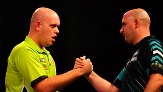 Michael van Gerwen, Rob Cross
