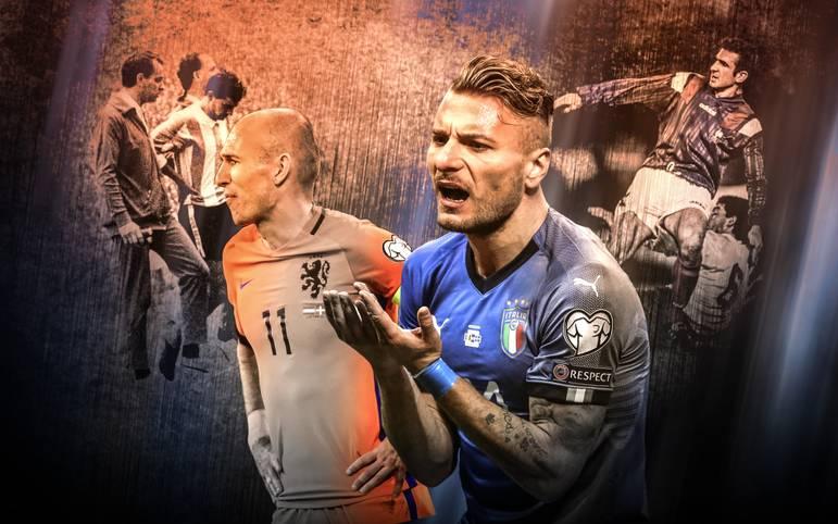 Italien hat die WM-Endrunde verpasst und damit die von Verbandschef Carlo Tavecchio befürchtete Apokalypse im Land der viermaligen Weltmeisters perfekt gemacht. SPORT1 zeigt die Nationen, die die WM schon verpasst haben