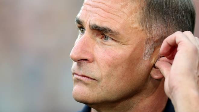 Stefan Kuntz will sich auf die U21-EM konzentrieren